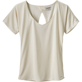 Patagonia Mindflow t-shirt Dames, birch white